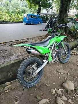 Kawasaki klx 150 2011