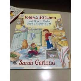 Buku Cerita - Eddies Kitchen
