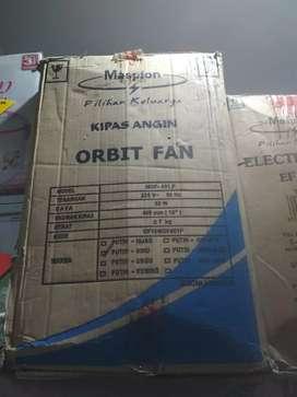 Kipas Angin Orbit/Plafon Bulat 16 inch Maspion