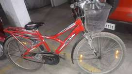 New red colour cycle at just 3000