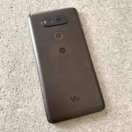 LG V20 4/64 Grey DUAL Resmi NFC ON