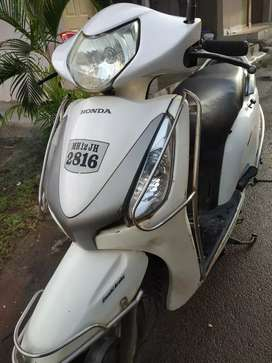 Honda Aviator, 2011 Model, With self start & all new Battery with CEAT