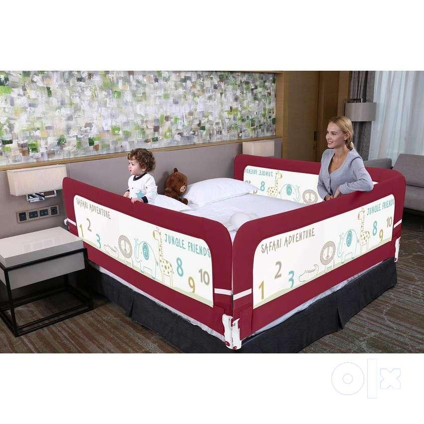 Unused bed rail