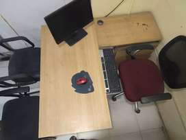 Office table with Chairs