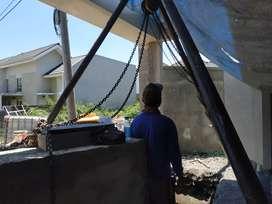 Bak tandon air beton cor tanam