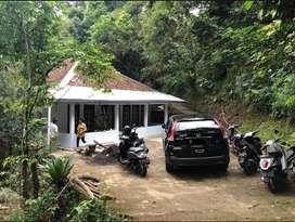 Dijual Rumah dan tanah di Perkampungan Cocok Untuk Masa Tua