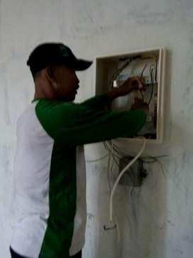 jasa instalasi listrik dan tukang listrik surabaya