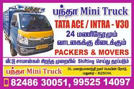 Tata ace mover and packers