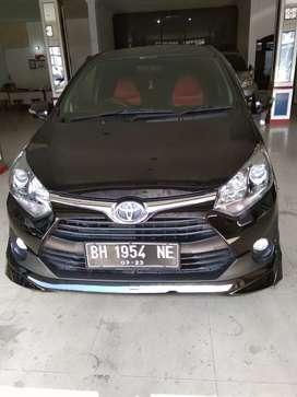 Toyota agya g trd 1.2 2018