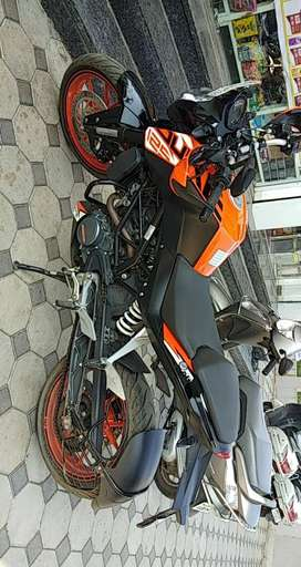 Duke 125 For sell