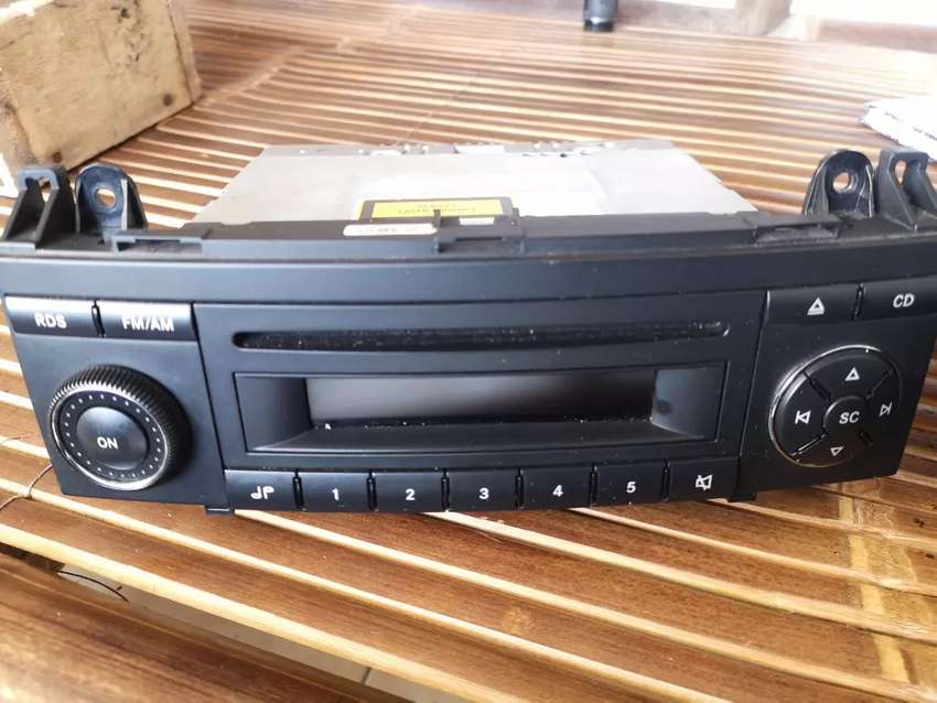 Head unit tape cd mercy B170 0