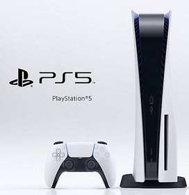 Sony Playstation 5 (PS5) Disc Edition