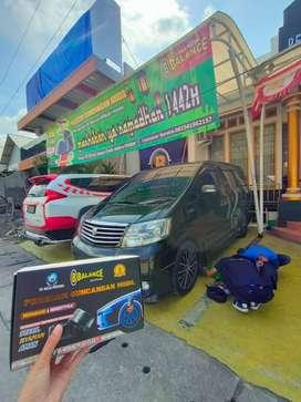 BALANCE Sport Damper Solusi masalah Mobil Limbung dan GASRUK di jalan