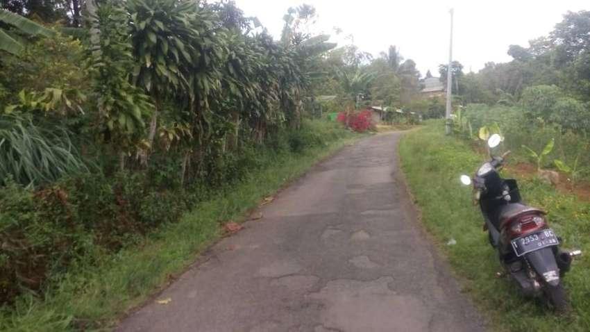 Tanah Kebun Dekat Alun ALun Kecamatan Bojong Purwakarta Dijual Murah