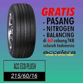 jual ban lokal merek ACCELERA ECO PLUSH 215 60 R16