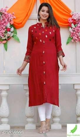 Dress and kurti