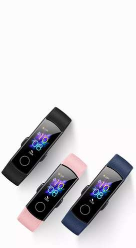 Huawei honor band 5 with blood oxygen sensor