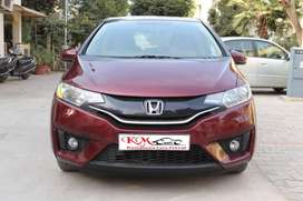 Honda Jazz V CVT i-vtec, 2015, Petrol