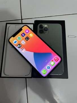 Iphone 11 pro 64 GB ibox garansi on