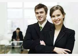 Sales officer require for marketing of digital visiting card