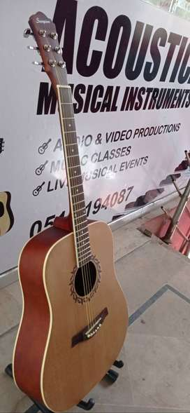 Pure rosewood solid top Acoustic guitar