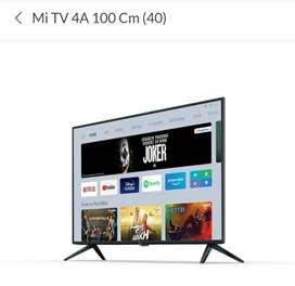 Mi tv 40 inch brand new unbox