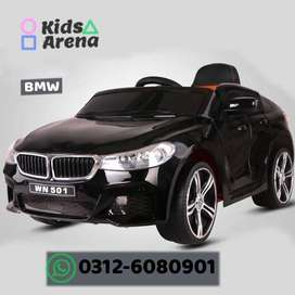 BMW 501 - Kids Ride on Rechargeable Car