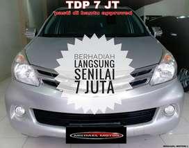 Toyota Avanza DP5 G M/T Silver 2014 Paket Kredit PALING TERJANGKAU
