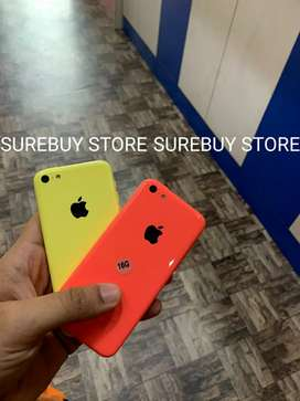 iPhone 5C(16GB) Renewed Model