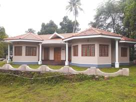 House with 18 cents land 85 lakhs.Negotiable.