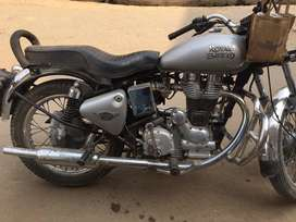 Bullet 350 new condition self start