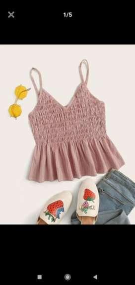 Pink top (Shein)
