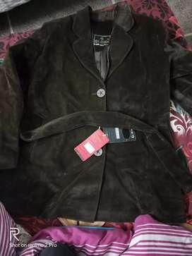 Girls coat/blazer party wear size 4xl unused with tag