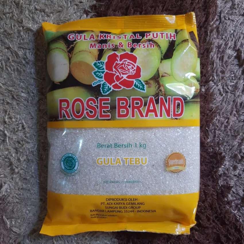 Gula Pasir Rose Brand Kuning 1kg Rosebrand murah 0