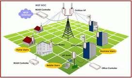 Jasa Setting Mikrotik, CCTV, dan Pembuatan Website Kota Ambon