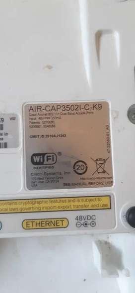 Cisco router wifi aircaps