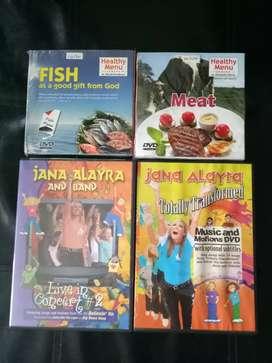 Take me all - DVD ORi anak dan makanan sehat