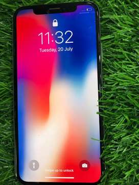 I phone x 64 gb brend new condition