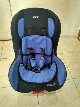 Car seat Vision Care, Pelindung bayi saat berkendara dimobil