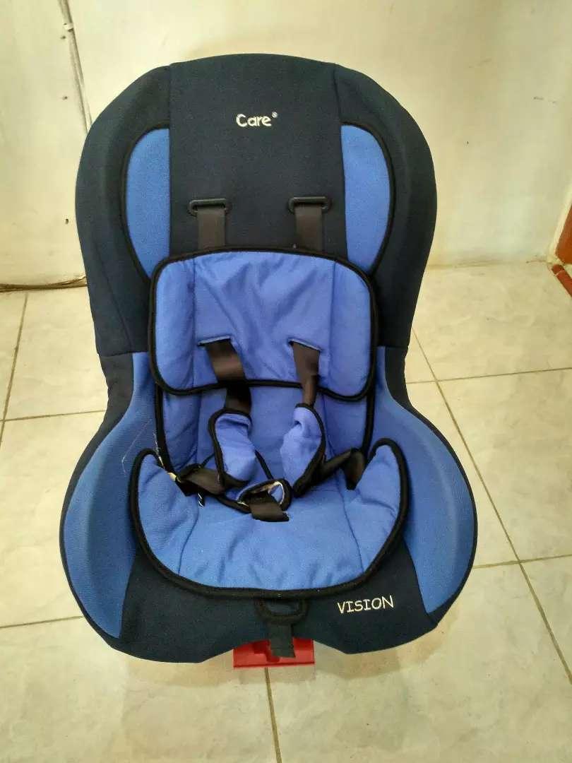 Car seat Vision Care, Pelindung bayi saat berkendara dimobil 0