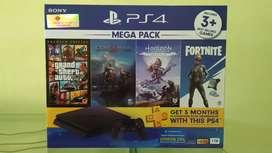 Ps4 Slim Bundle Mega Pack Hdd 1 TB