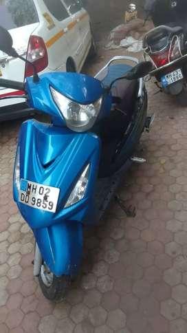 Suzuki swiss in good condition.self me thoda problem hai.