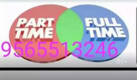 Contact us for part time job data typing