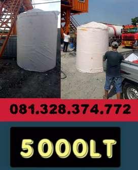 Tandon air 2000 liter dan 3000 liter untuk penampungan air kos