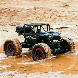 RC jeep offroad off-road 4 WD mobil remot control