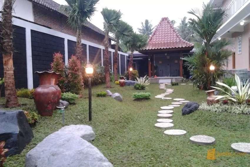 Dekorasi Taman dan kolam hias