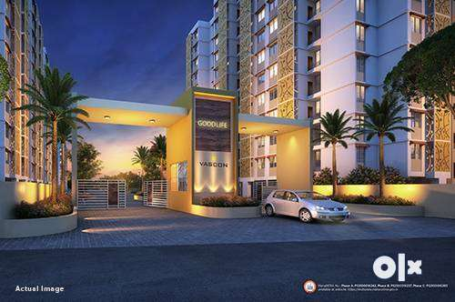 1 bhk home for sale in rs. 23.23l all inclusive -katvi, talegao