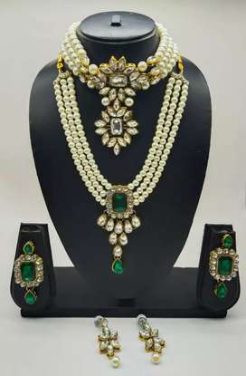Jewelry and clothes callection