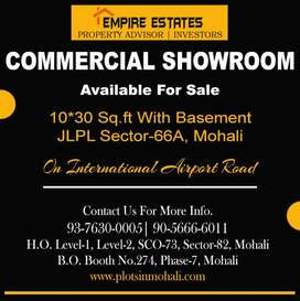 SCO Available For Sale in Sector-82, Mohali