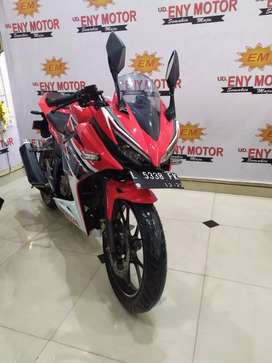 Honda new Cbr 150 R fi thn 2018 abs super istimewah